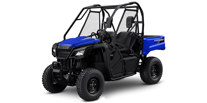 Pioneer 520 at Iron Hill Powersports
