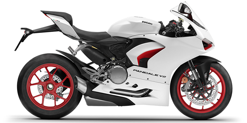 Panigale V2 at Aces Motorcycles - Fort Collins