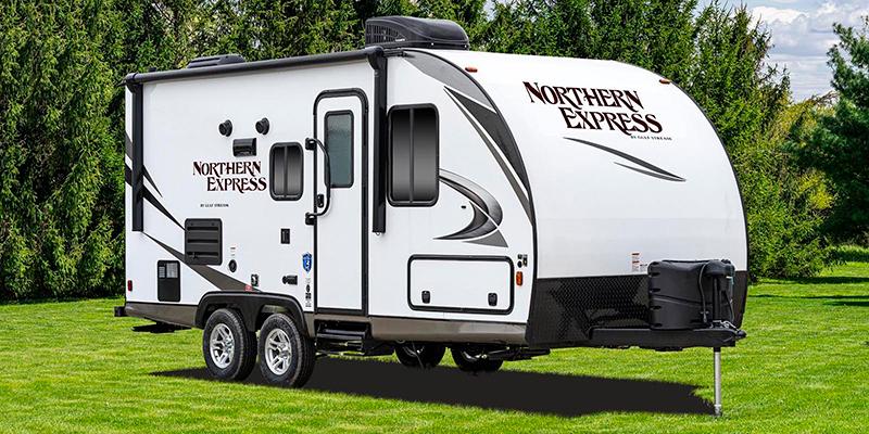 Northern Express SVT 22UDL at Prosser's Premium RV Outlet