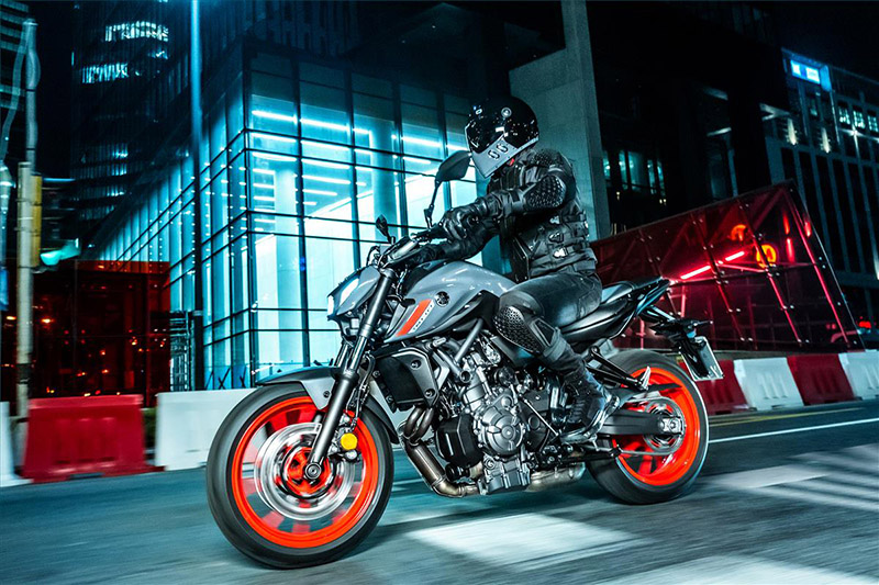 2021 Yamaha MT-07 07 at Martin Moto