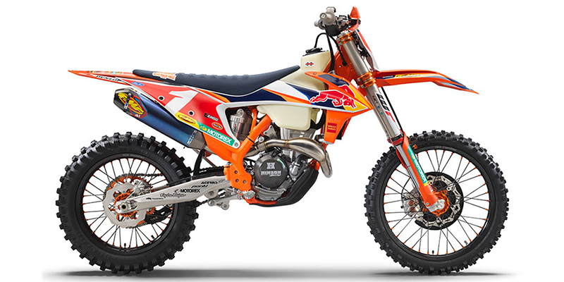 350 XC-F Kailub Russell at Sloans Motorcycle ATV, Murfreesboro, TN, 37129