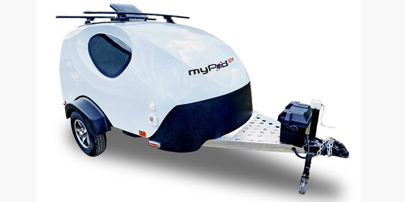 2021 Little Guy MyPod Base at Prosser's Premium RV Outlet