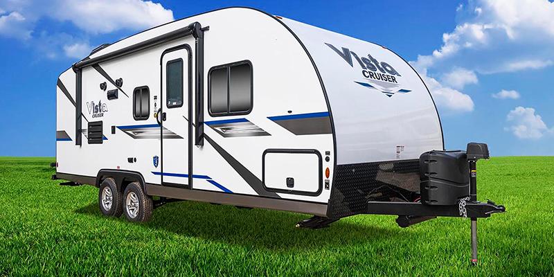 Vista Cruiser 23BHS at Prosser's Premium RV Outlet