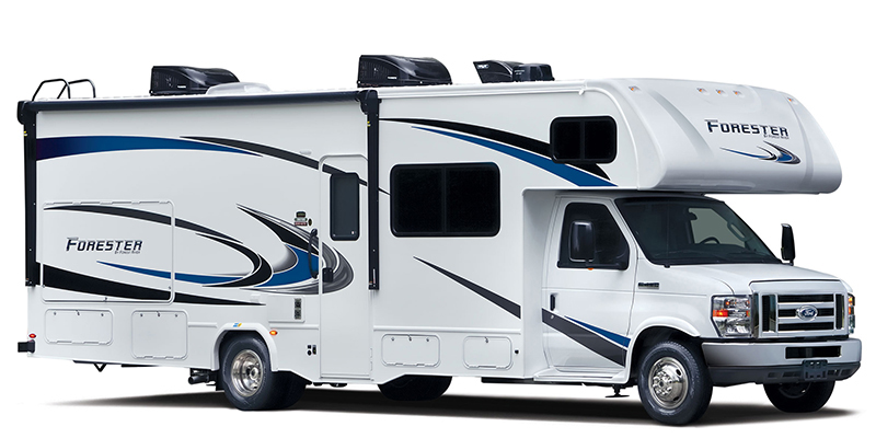 Forester Classic 2861DS at Prosser's Premium RV Outlet