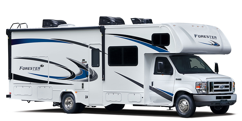 Forester LE Series 2551DS at Prosser's Premium RV Outlet