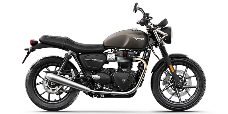 Street Twin at Frontline Eurosports