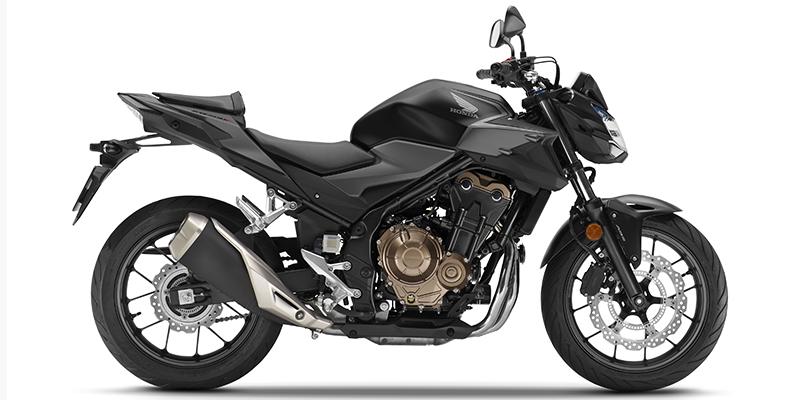 2021 Honda CB500F ABS ABS at Martin Moto