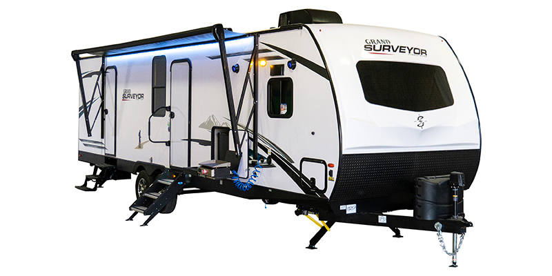 Grand Surveyor 302RLOK at Prosser's Premium RV Outlet