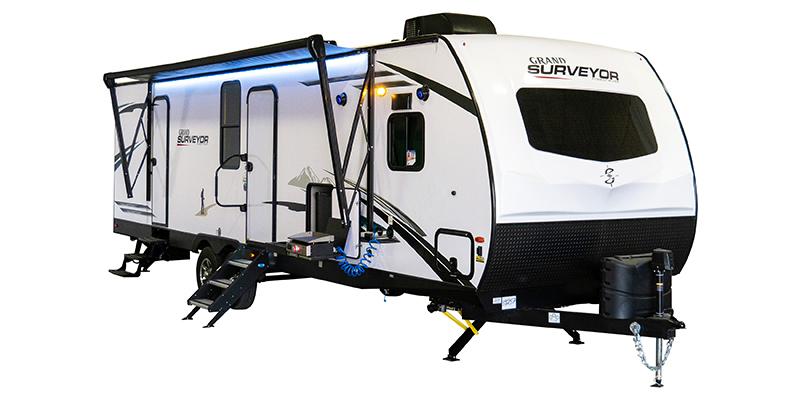 Grand Surveyor 301FKDS at Prosser's Premium RV Outlet