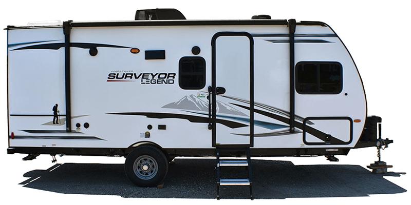 Surveyor Legend 19BHLE at Prosser's Premium RV Outlet