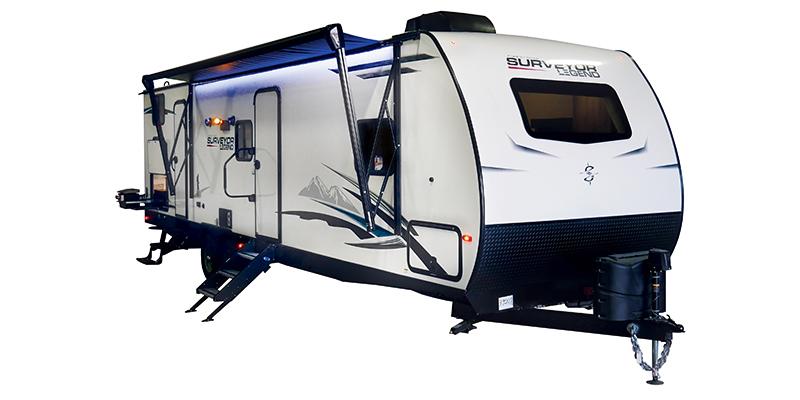 Surveyor Legend 320BHLE at Prosser's Premium RV Outlet