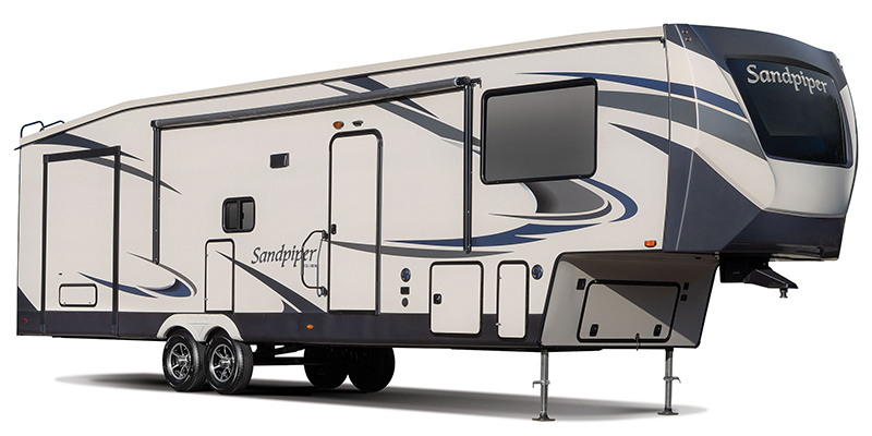 Sandpiper C-Class 3660MB at Prosser's Premium RV Outlet