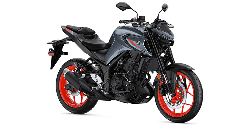 2021 Yamaha MT-03 03 at Martin Moto