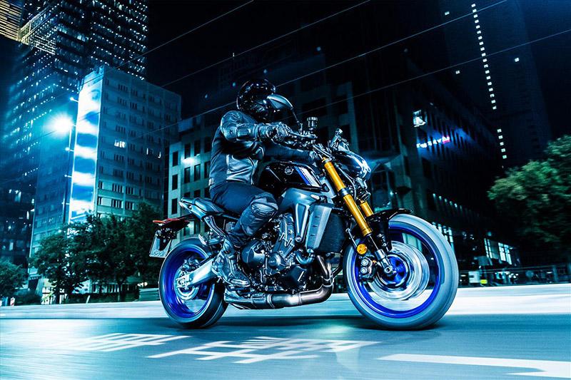2021 Yamaha MT-09 SP 09 SP at Martin Moto