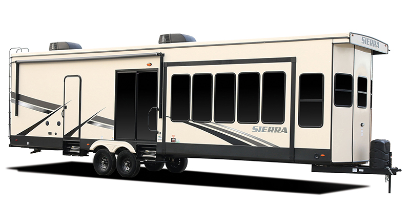Sierra Destination 403RD at Prosser's Premium RV Outlet