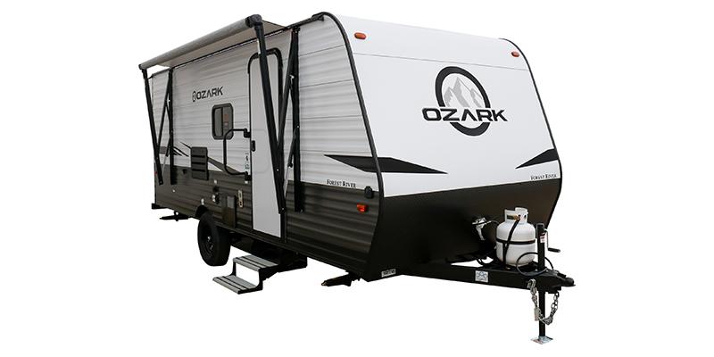 Ozark 1660FQ at Prosser's Premium RV Outlet