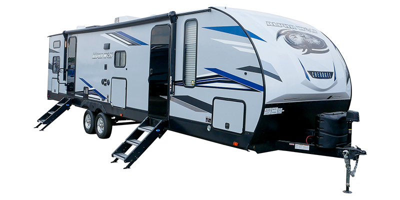 Cherokee Alpha Wolf 23RD-L at Prosser's Premium RV Outlet