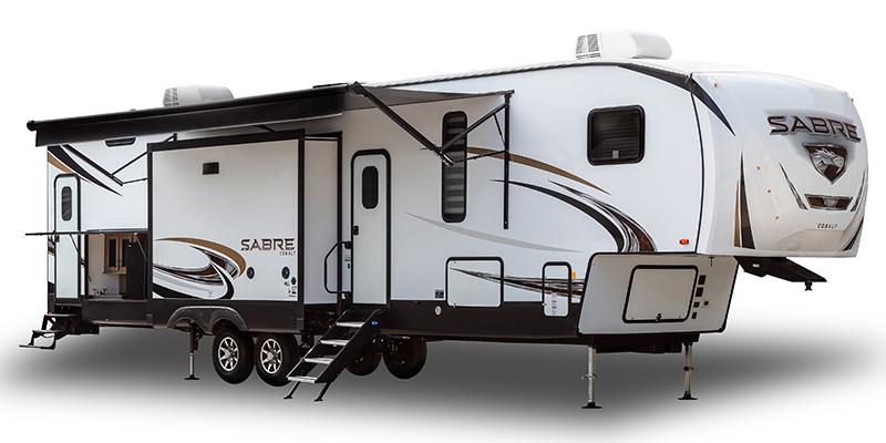 Sabre 37FLL at Prosser's Premium RV Outlet