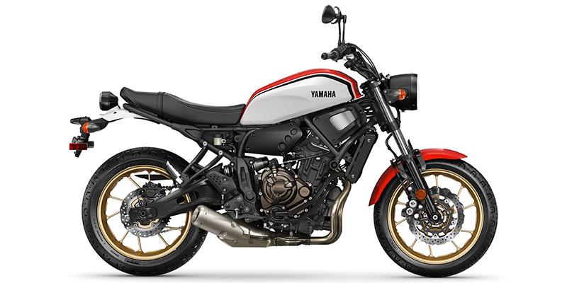 2021 Yamaha XSR 700 at Sloans Motorcycle ATV, Murfreesboro, TN, 37129