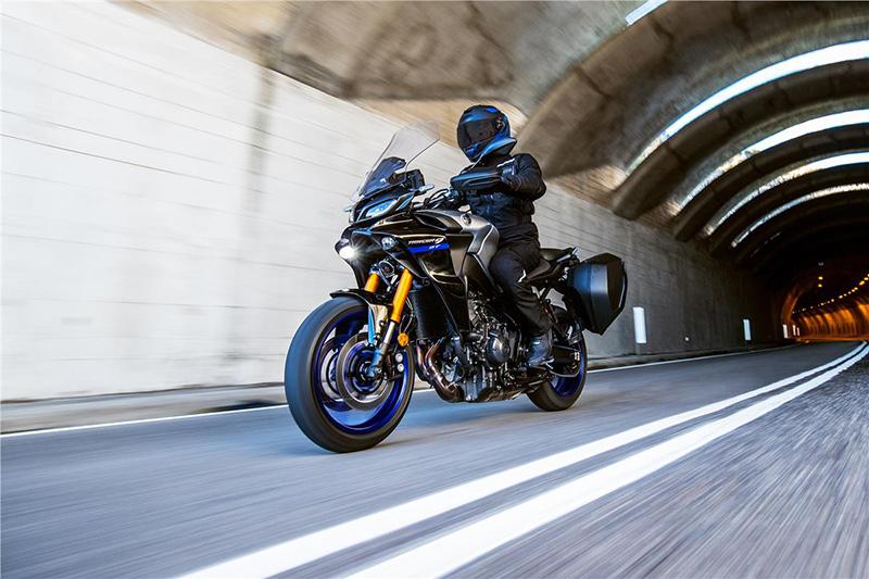 2021 Yamaha Tracer 9 GT at Sloans Motorcycle ATV, Murfreesboro, TN, 37129