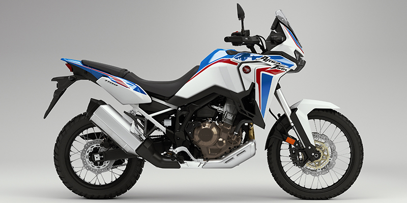 Africa Twin DCT at Interstate Honda