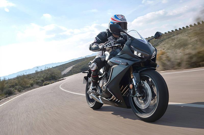 2021 Honda CBR650R ABS ABS at Martin Moto