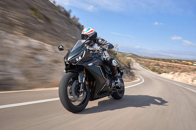 2021 Honda CB650R ABS ABS at Martin Moto