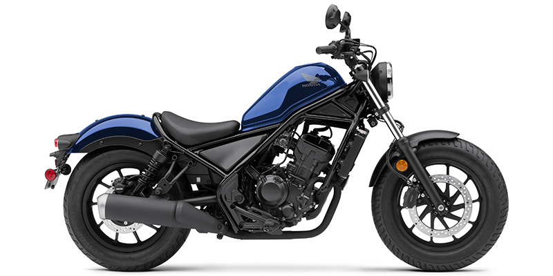 2021 Honda Rebel 300 Base at Sloans Motorcycle ATV, Murfreesboro, TN, 37129
