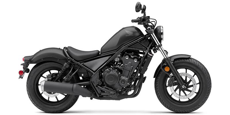 2021 Honda Rebel 500 ABS ABS at Martin Moto