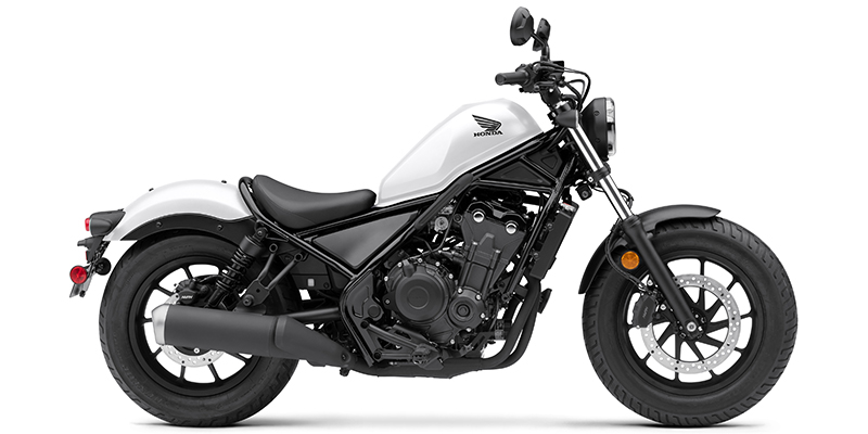 2021 Honda Rebel 500 ABS SE ABS at Martin Moto