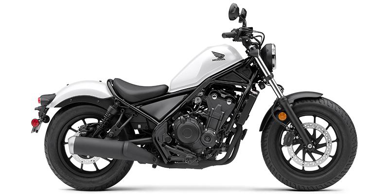 2021 Honda Rebel 500 ABS at Martin Moto