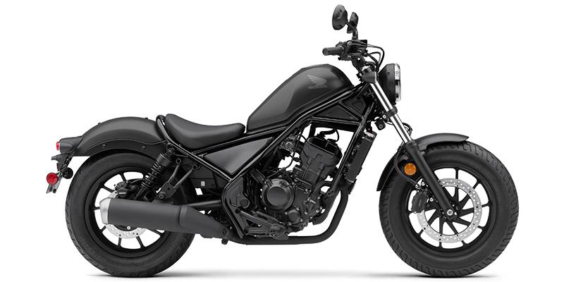 2021 Honda Rebel 300 ABS ABS at Martin Moto