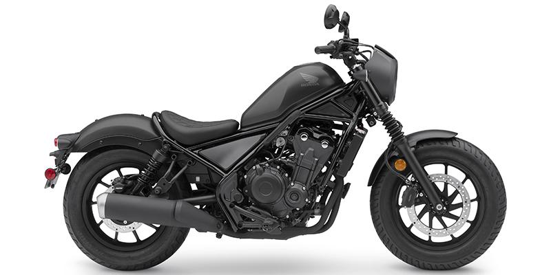 2021 Honda Rebel® 500 ABS SE at Interstate Honda