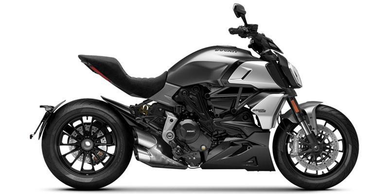 2021 Ducati Diavel 1260 at Eurosport Cycle