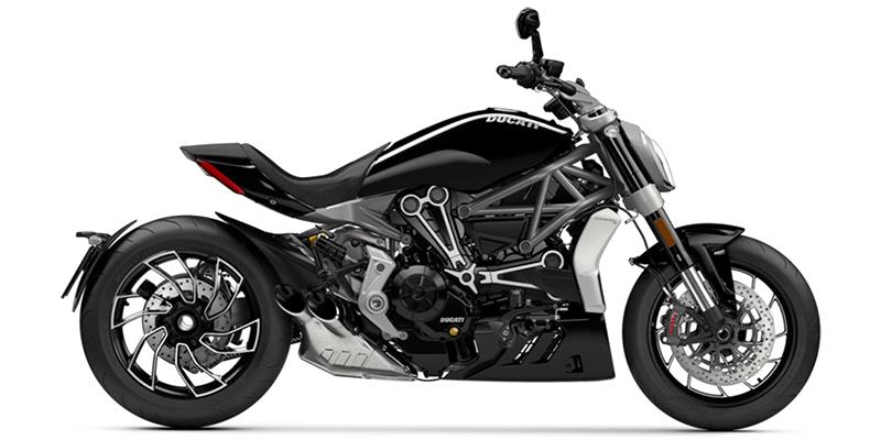 2021 Ducati XDiavel S at Eurosport Cycle