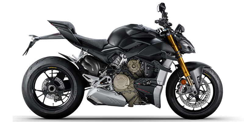 2021 Ducati Streetfighter V4 S at Eurosport Cycle