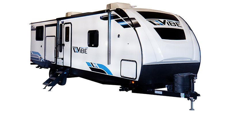 Vibe West 26DB at Prosser's Premium RV Outlet