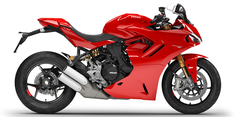 2021 Ducati SuperSport 950 S at Eurosport Cycle