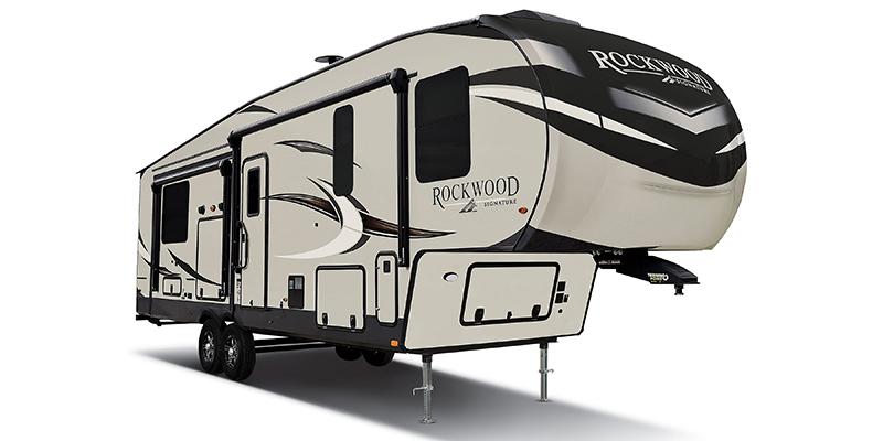 Rockwood Ultra Lite 2883WS at Prosser's Premium RV Outlet