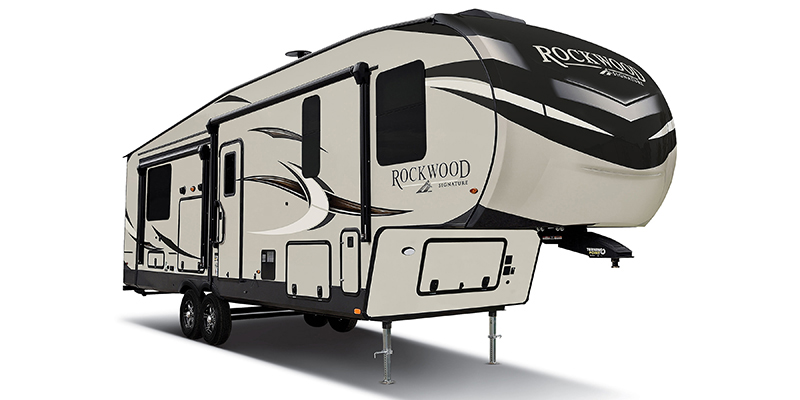 Rockwood Ultra Lite 2887MB at Prosser's Premium RV Outlet