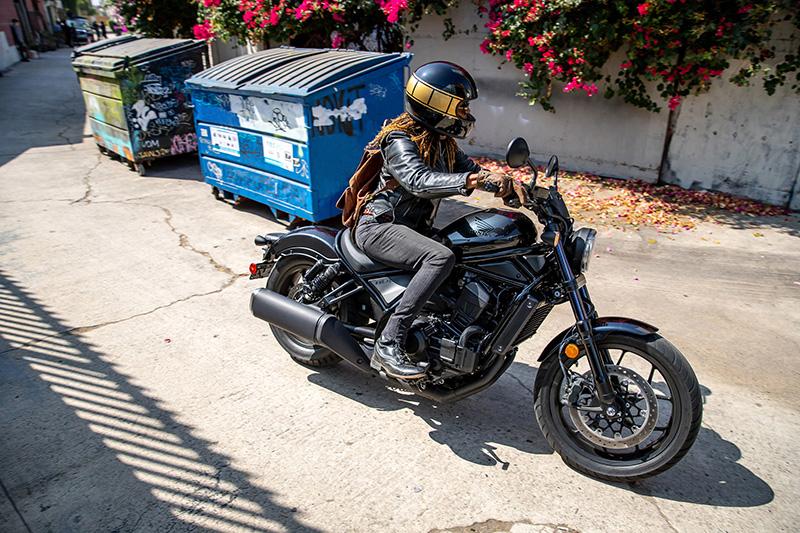 2021 Honda Rebel 1100 Base at Sloans Motorcycle ATV, Murfreesboro, TN, 37129