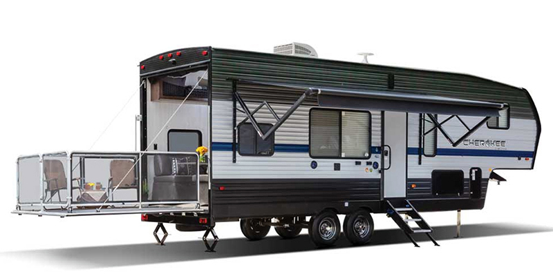 Cherokee 255RR at Prosser's Premium RV Outlet