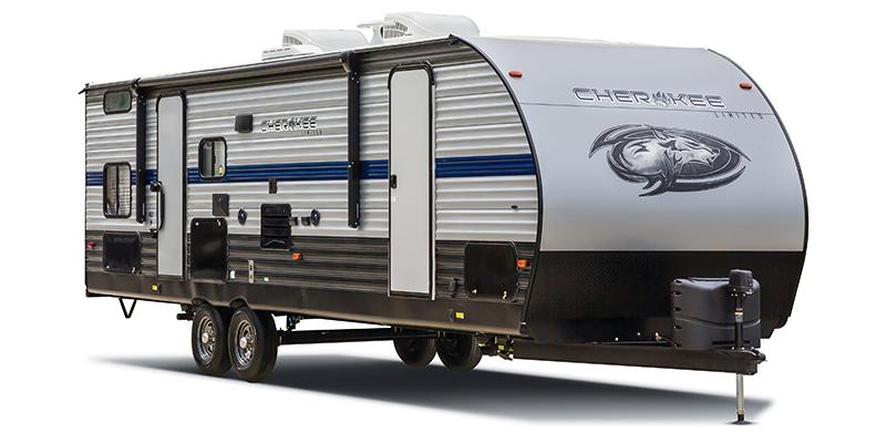 Cherokee 274WK at Prosser's Premium RV Outlet
