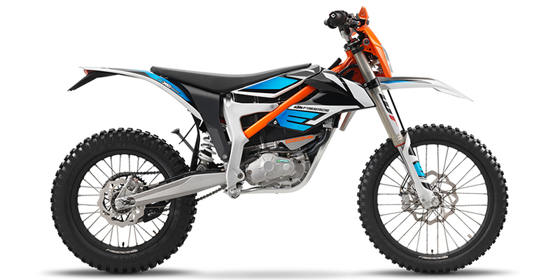 Freeride E-XC at Clawson Motorsports