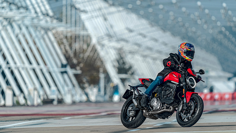2021 Ducati Monster 937 at Eurosport Cycle
