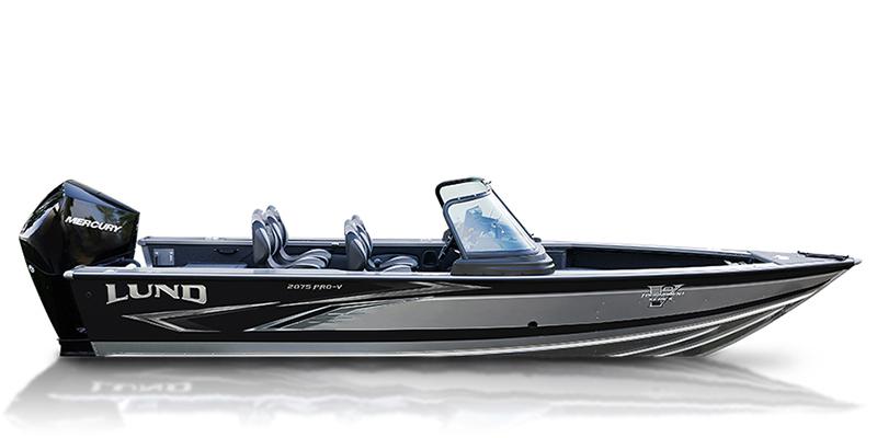 2021 Lund Pro-V 2075 Sport at Pharo Marine, Waunakee, WI 53597