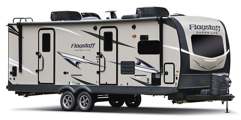 Flagstaff Super Lite 26RLBS at Prosser's Premium RV Outlet