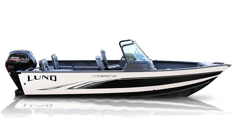 2021 Lund Impact XS 1775 Sport at Pharo Marine, Waunakee, WI 53597