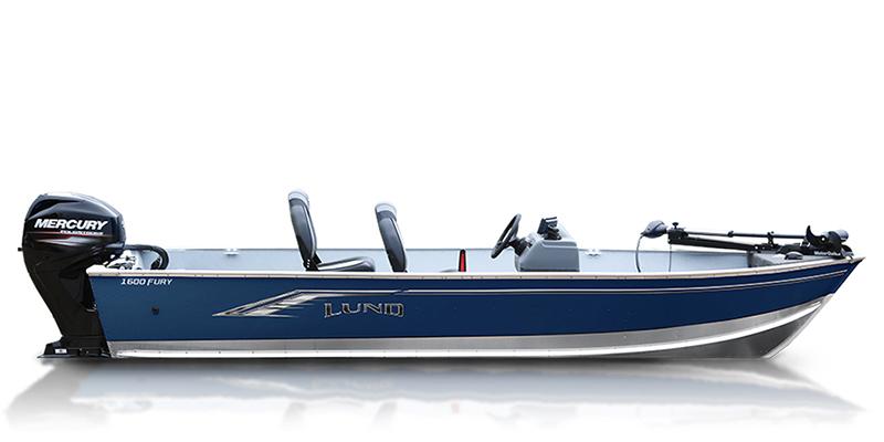 2021 Lund Fury 1600 SS at Pharo Marine, Waunakee, WI 53597