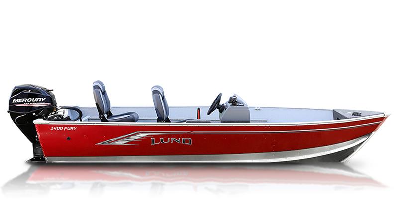 2021 Lund Fury 1400 SS at Pharo Marine, Waunakee, WI 53597